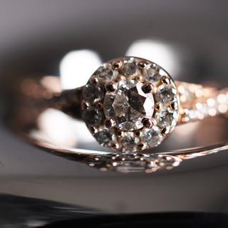 Engagement Ring Macro