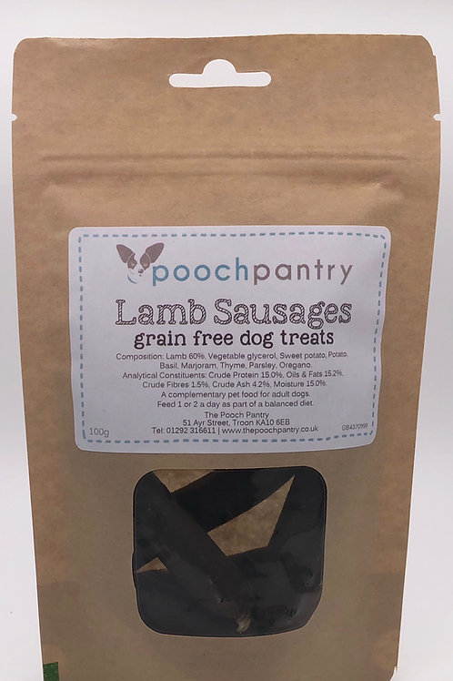 Pooch Pantry Treats  Grain Free - Great for Training