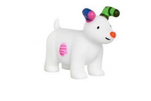 SnowDog Squeaker