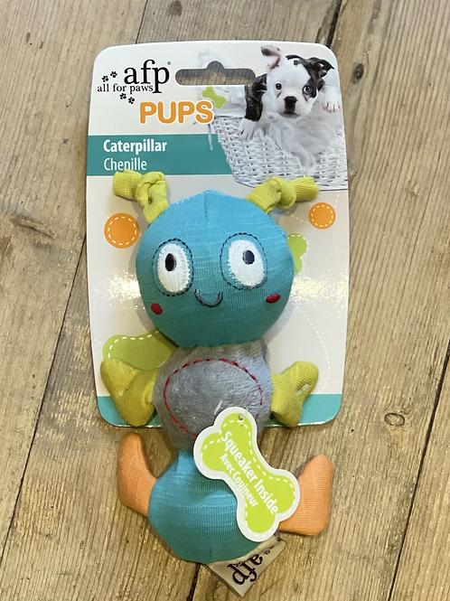 AFP Pups Caterpillar