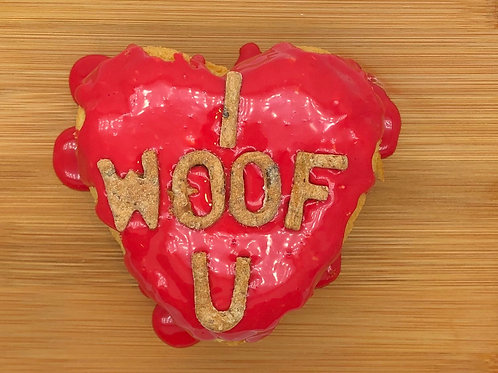 Valentine Cake for your Pooch