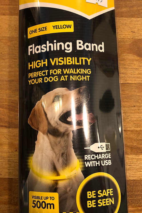 Led Flashing Band - one size fits all
