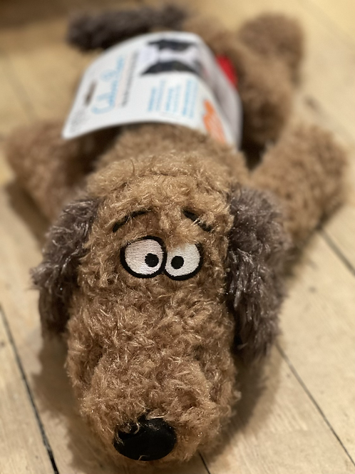 AFP Calm Paws Dog Anti - Anxiety Plush Buddy