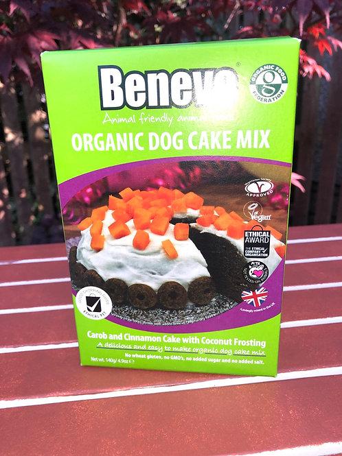 Organic Dog Cake Mix