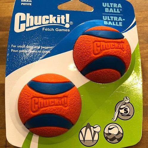 Chuckit Ultra Ball - small, medium and large