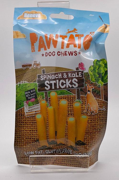 Pawtato Dog Chew Sticks