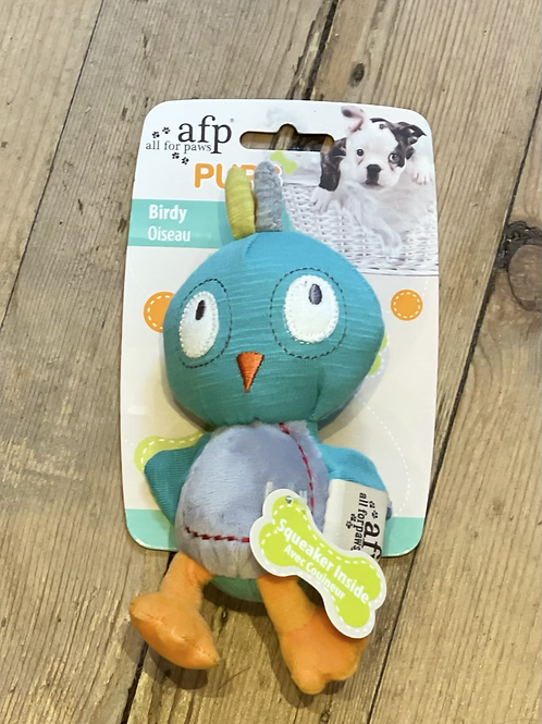 AFP Pups Birdy Toy