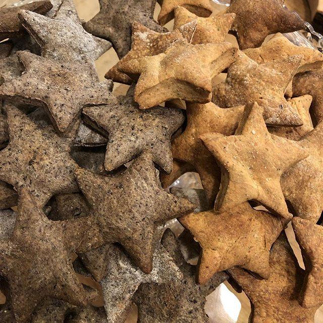 Black Pudding Star Dog treats