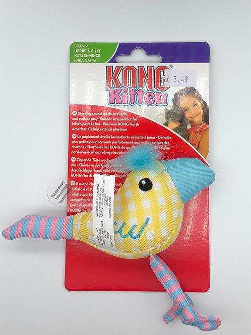KONG Kitten Toy Chirpz Chicken