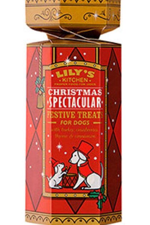 Lily's Kitchen Christmas Cracker Dog Treats