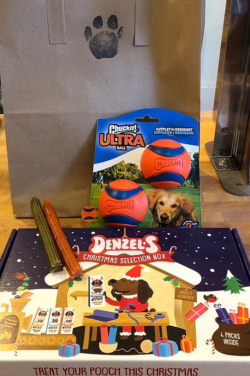 Pooch Pantry Selection Box Gift
