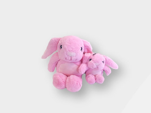 Mommy's  and Babies Rabbit Dog Toy