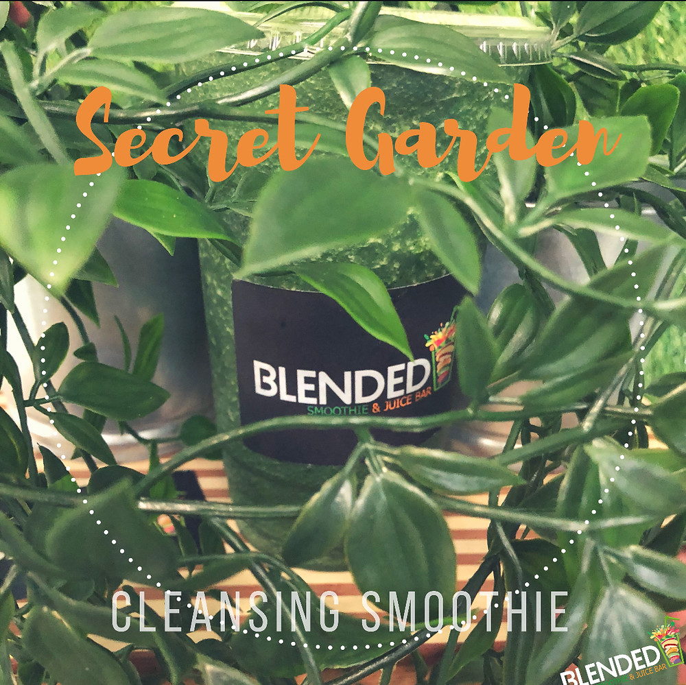 Secret Garden Smoothie