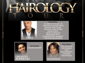 Client Feature: Celebrity Hairstylists to Headline Multi-city Hairology Tour