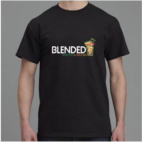 BLENDED Signature Crew Tee