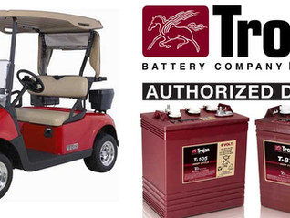 Correct Way to Water Your Golf Cart Batteries