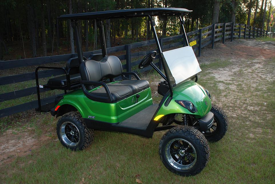 Headlights On A Golf Cart  Do I Need Them