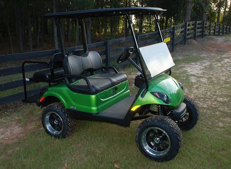 Headlights on a Golf Cart. Do I Need Them?
