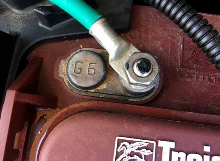 How Old Are My Golf Cart Batteries?