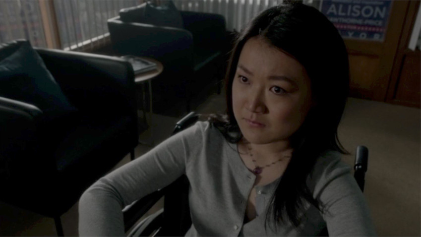 Rong Fu in American Gothic (CBS)
