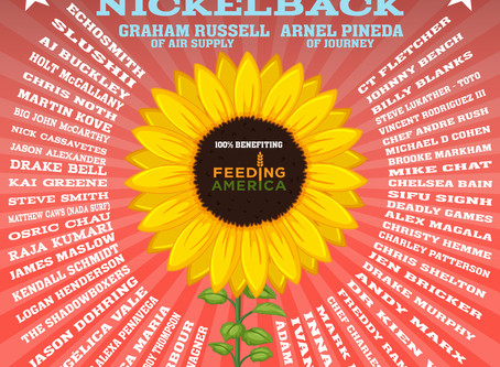 MOther's Day concert- The need to Feed