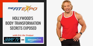 Eric the trainer on swaytv on Amazon Live thursday 5/27 3:10pm PST