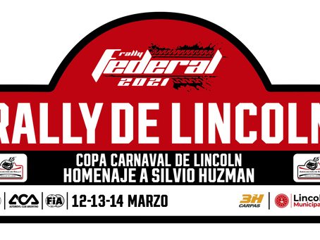 Apertura de inscripciones Rally Lincoln