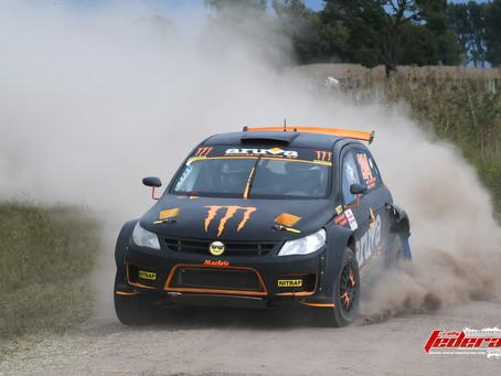 Comenzó el Campeonato 2021 a puro Rally en Lincoln