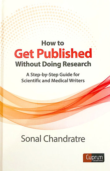 How to Get Published Without Doing Research