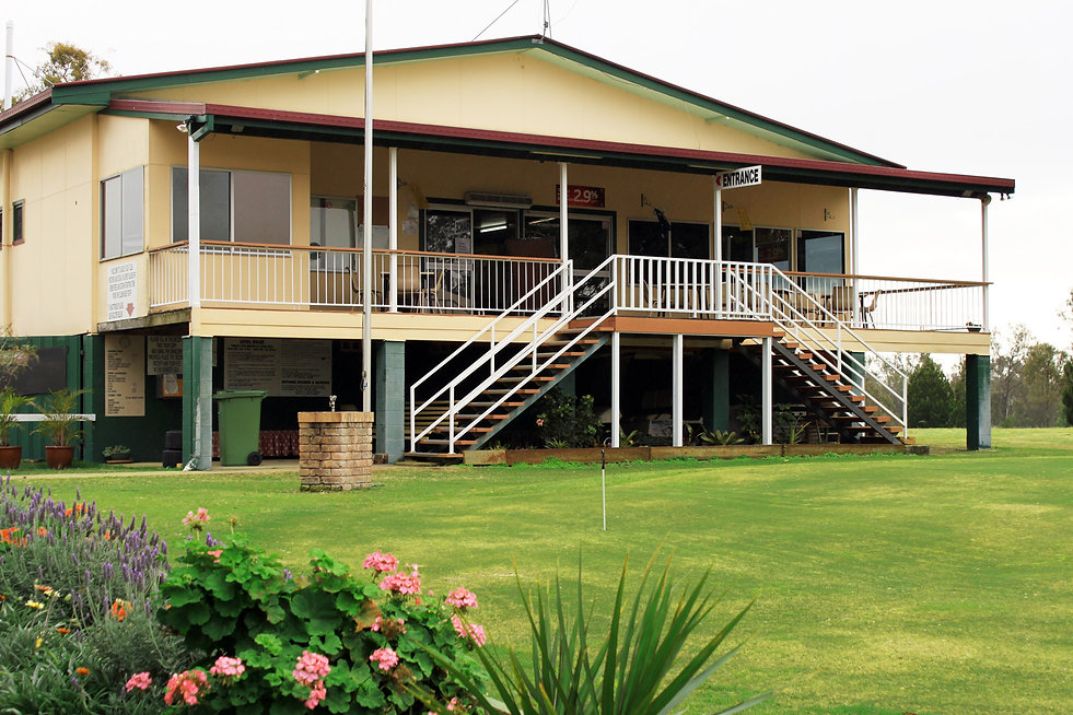 Laidley Golf Club Clubhouse