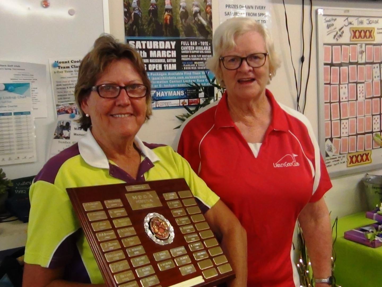 Triple Valley Championships - Champion Chery Sternberg