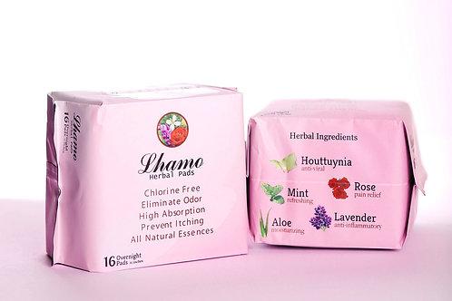 Herbal Pads Pink