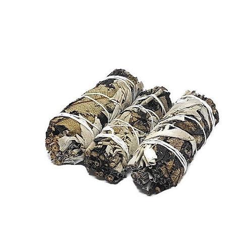 Sacred Black/White Sage Smudge Bundles