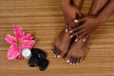 Ionic Foot Detox with Happy Feet Scrub