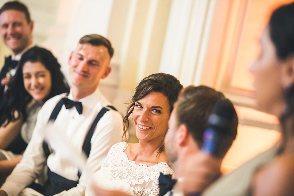 Wedding at the Vajdahunyad Castle in Budapest - speeches