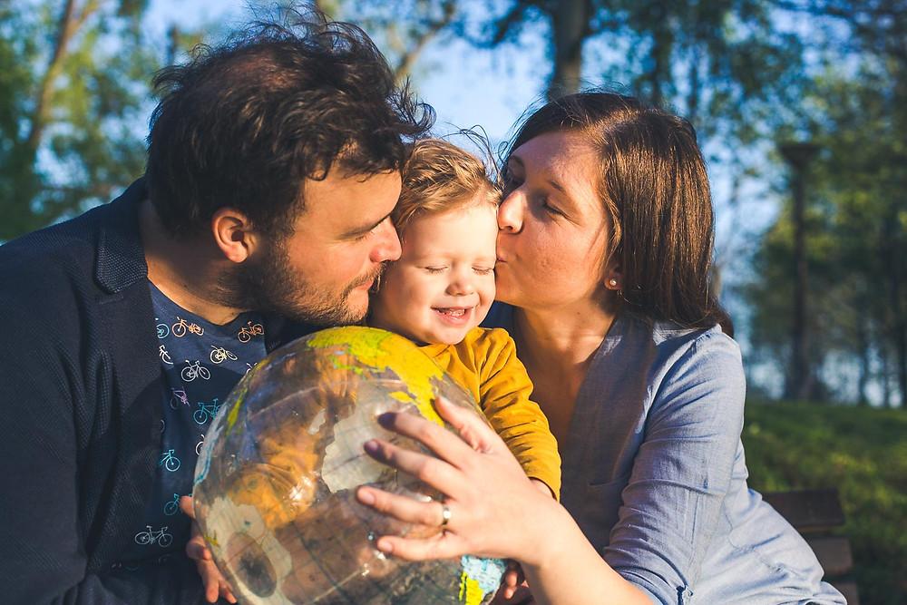Koronavírus hatása az esküvőkre - családi fénykép