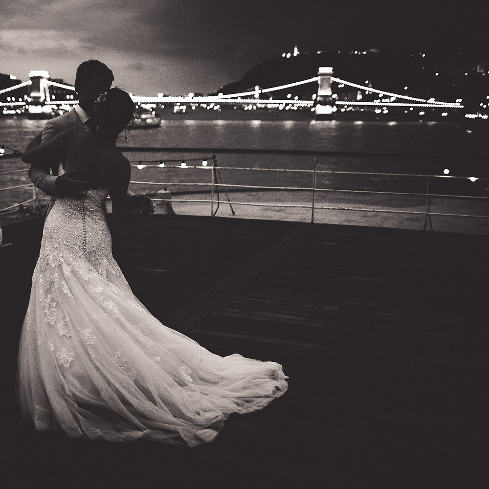 Dream wedding on the Danube in Budapest - Európa Boat