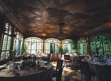 Wedding in The Writer's Villa, Budapest