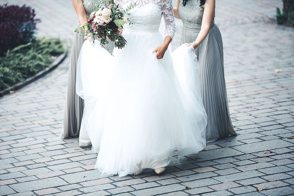 Wedding at the Vajdahunyad Castle in Budapest - church ceremony