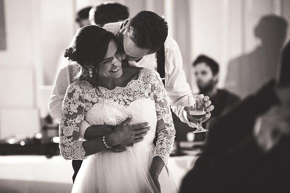 Wedding at the Vajdahunyad Castle in Budapest - dancing