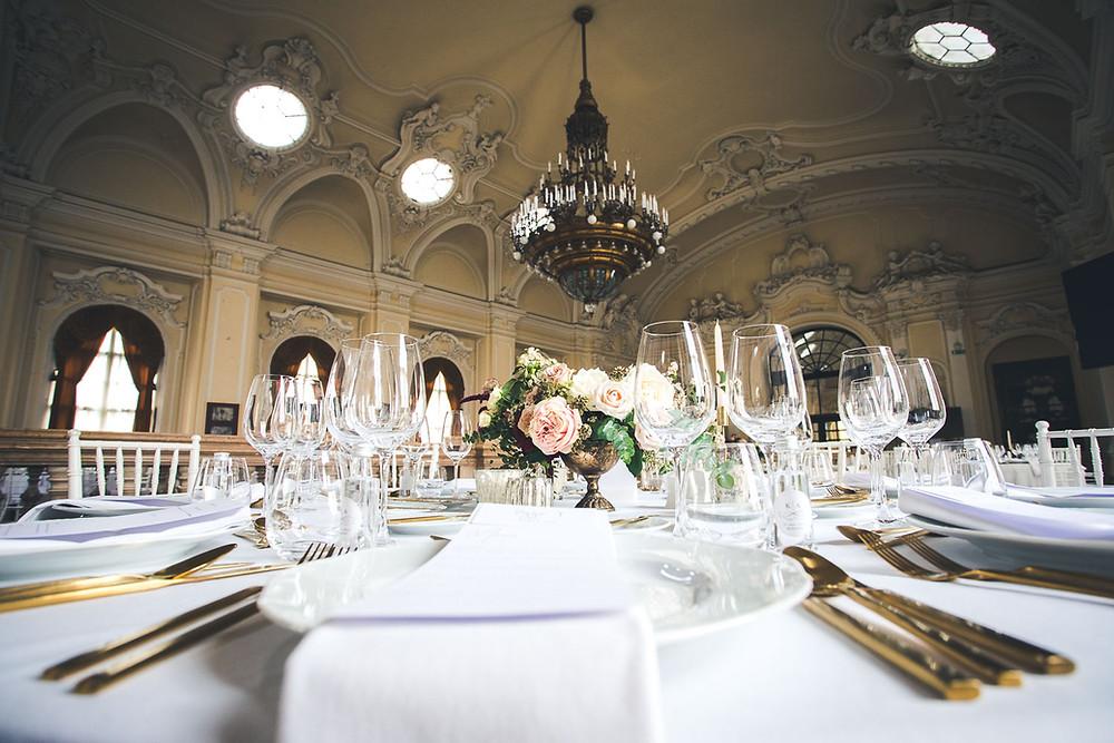 Wedding at the Vajdahunyad Castle in Budapest - venue