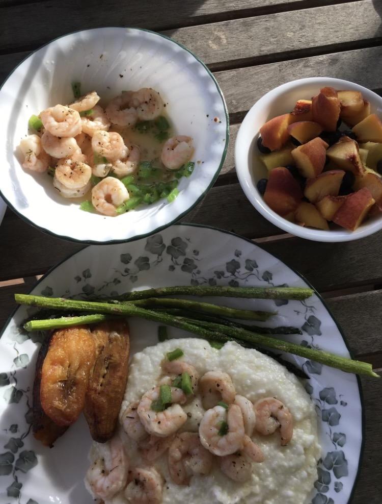 B shrimp