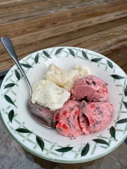 B icecream