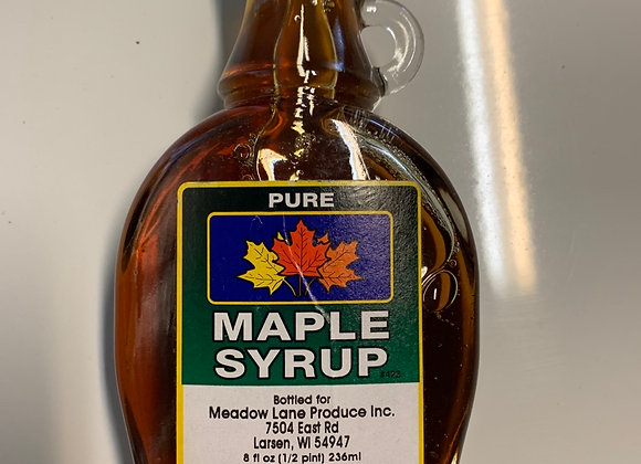 1/2 Pint Maple Syrup