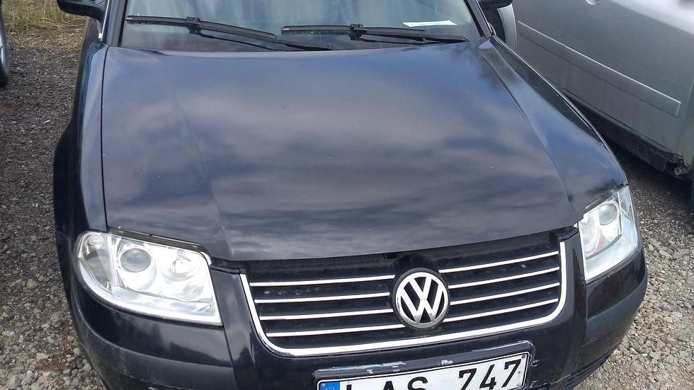 VW PASSAT V/N LAS747 2002M. KURAS DYZELINAS. DUOMENYS NENUSTATYTI