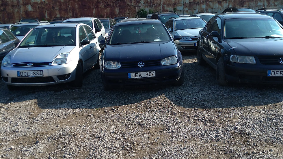 VW GOLF V/N JEK954 1999M. KURAS DYZELINAS. DUOMENYS NENUSTATYTI.