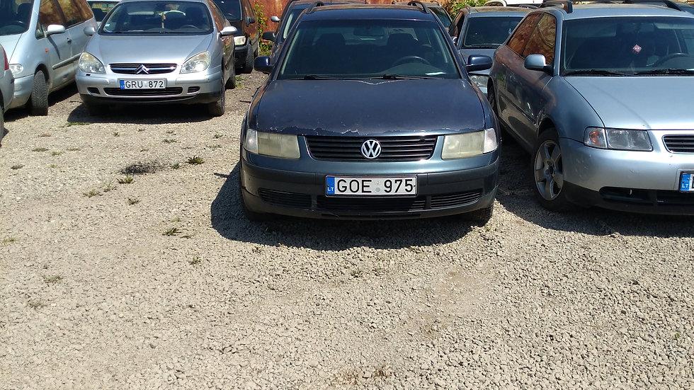 VW PASSAT V/N GEO975 1998M. KURAS DYZELINAS. DUOMENYS NENUSTATYTI.
