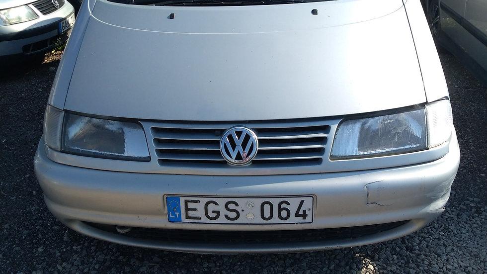 VW SHARAN V/N EGS064 2000M. KURAS DYZELINAS. DUOMENYS NENUSTATYTI.