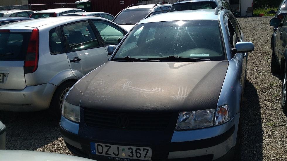 VW PASSAT V/N DZJ367 1997M. KURAS DYZELINAS. DUOMENYS NENUSTATYTI.