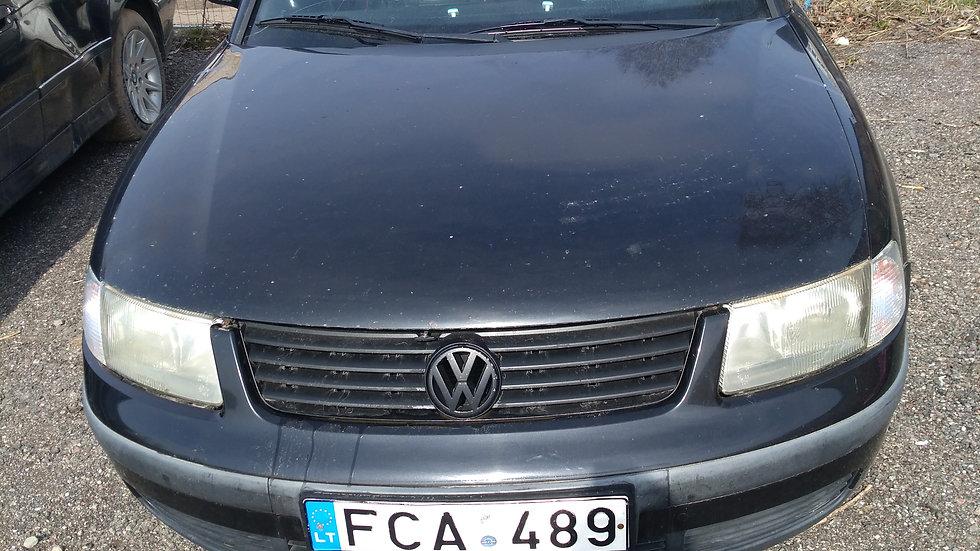 VW PASSAT V/N FCA489 1997M. KURAS DYZELINAS. DUOMENYS NENUSTATYTI.